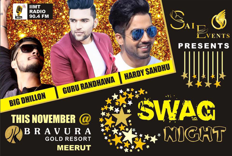 Swag Night Meerut