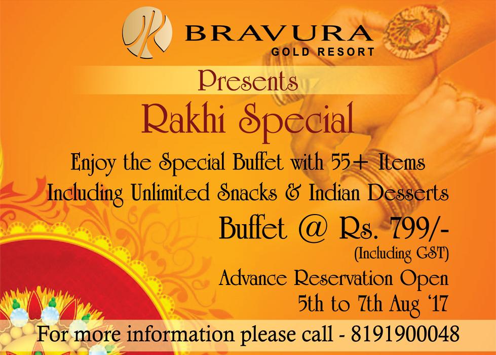 Rakhi Special Offer