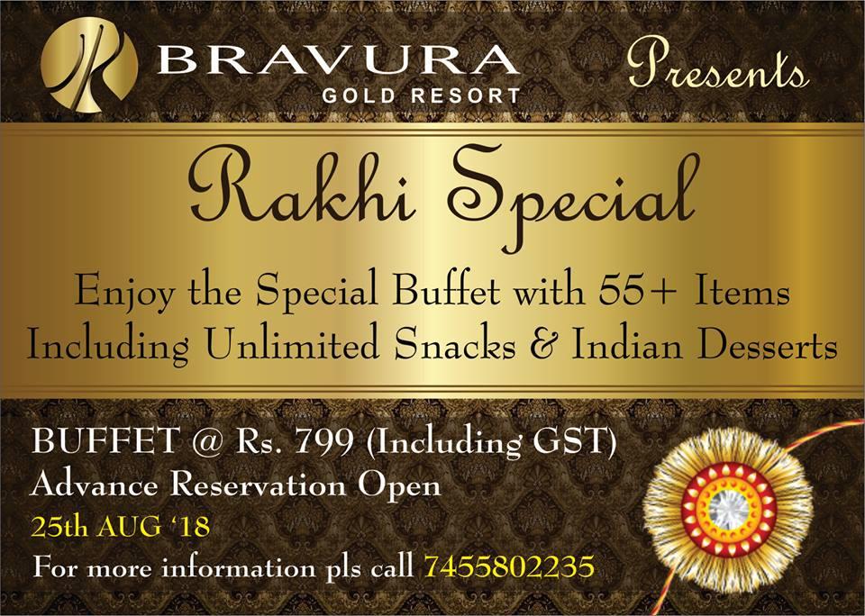 Raksha Bandhan Special Offer
